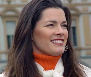 Olympian Nancy Kerrigan