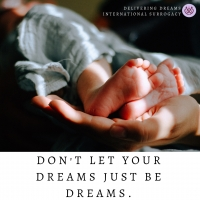 Don't let your dreams just be dreams!