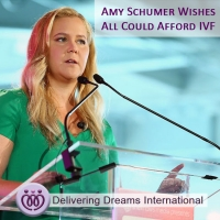 Amy Schumer Wishes All Could Afford IVF