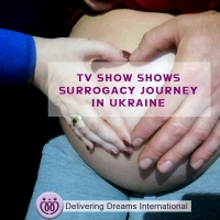 TV Show Shows Surrogacy Journey in Ukraine