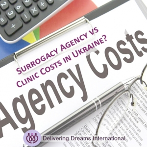 Advantages of using and Agency for your UkrainianSurrogacy: No cost difference