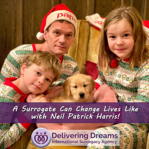A Surrogate Can Change Lives Like with Neil Patrick Harris!