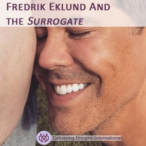 Fredrik Eklund And the Surrogate for His Twins