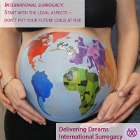 When Considering International Surrogacy: Look at the Legal Aspects First and Foremost