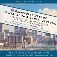 Delivering Dreams in downtown Atlanta