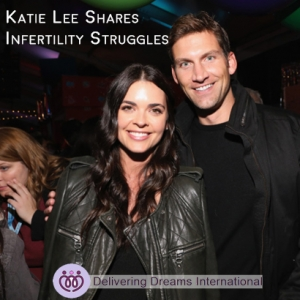 Food Network Star Katie Lee Talks Infertility Struggle