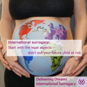 When Considering International Surrogacy