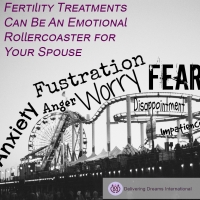 Fertility Treatments May Cause Your Partner An Emotional Roller Coaster