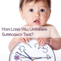 How long does surrogacy in Ukraine take?