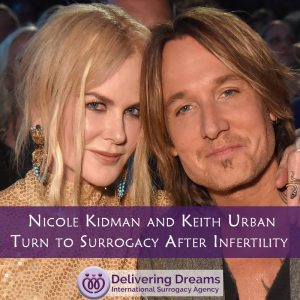 Nicole Kidman and Keith Urban Turn to Surrogacy After Infertility