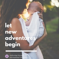 Let new adventures to begin