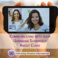 Communicating with your Ukrainian Surrogacy About Covid