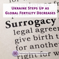 Ukraine Steps Up as Global Fertility Decreases