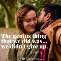We didn`t give up!
