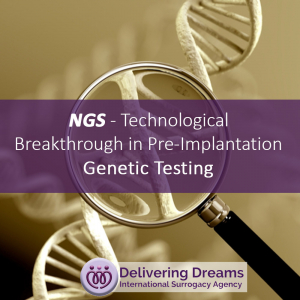 NGS-Technological Breakthrough in Pre-Implantation Genetic Testing