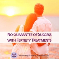 Exploring Fertility Treatments? Things your Doctors May NOT Tell You? 1 There is NO Guarantee of Success