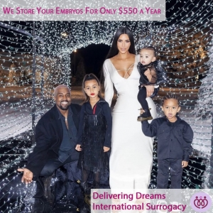 Kim Kardashian Loves Surrogacy: Plans for Baby #4